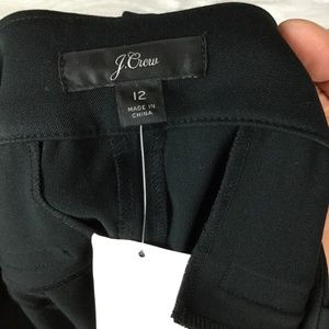 J. Crew Pants - J. Crew Black Slim Pants